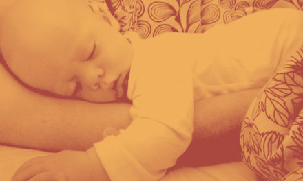 Co-Sleeping with a baby – How its done