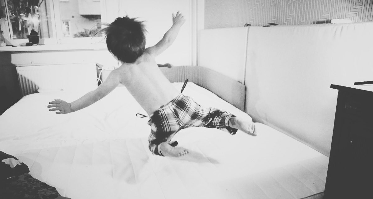 5 steps to get great sleep – even if you got kids in your bed!