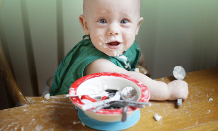 What is baby led weaning