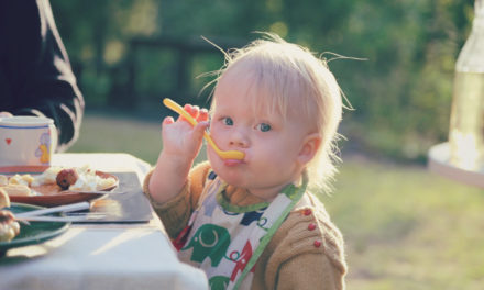How I baby wean my children into eating everything