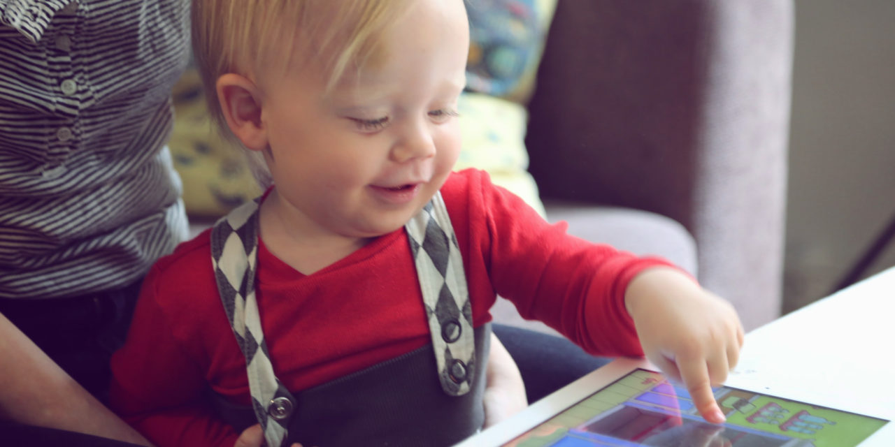 Increase the kids screen time – now!